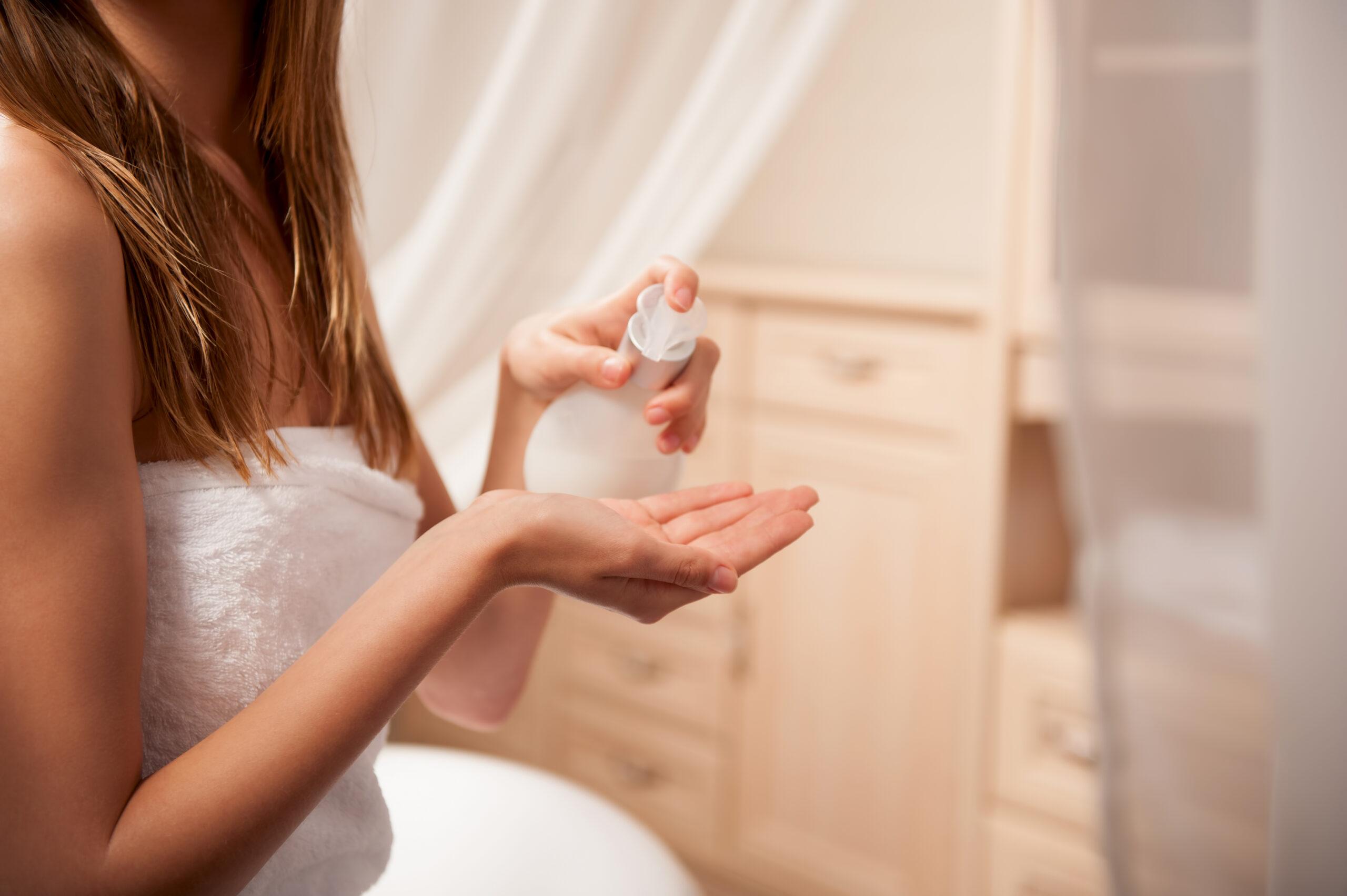 Крем мыло для гигиены