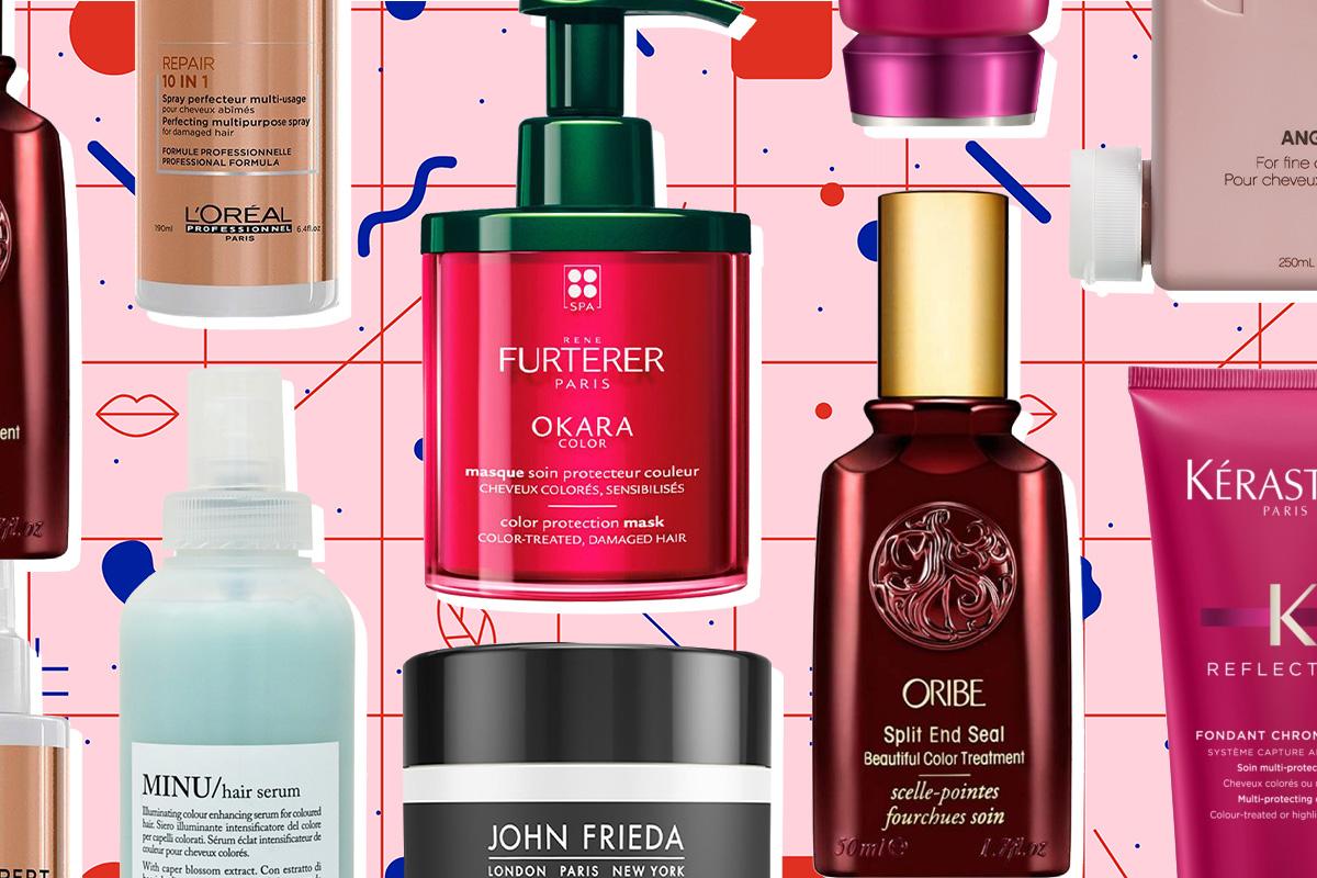 Уход за окрашенными волосами: топ-7 средств для поддержания цвета