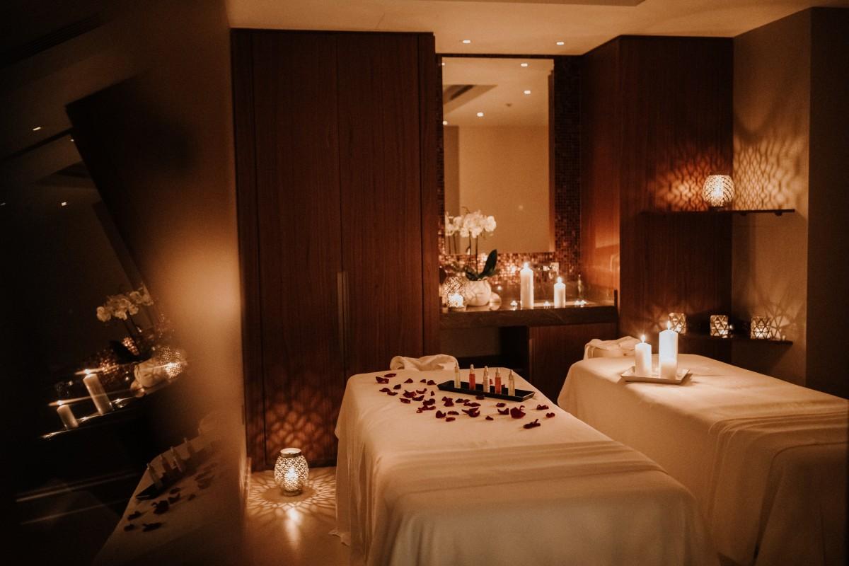 Midnight Romance: романтический SPA-вечер в отеле Hilton Kyiv