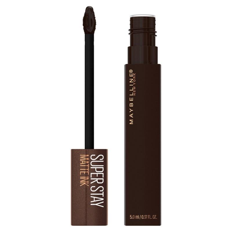 Maybelline New York SuperStay Matte Ink Liquid Lipstick Coffee Edition