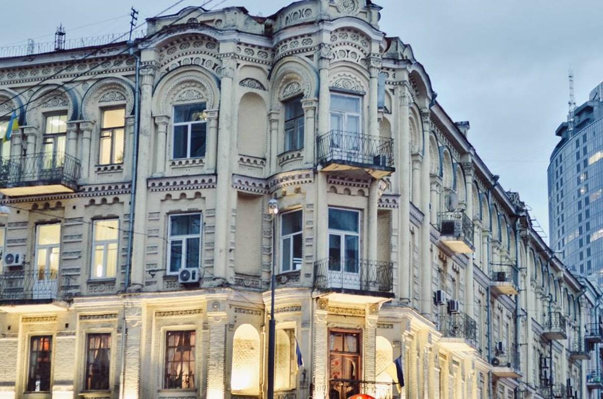 Топ-3 маршрута для прогулок по Киеву от Лены Борисовой