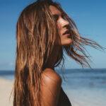 Восстановление волос после инсоляции и морской воды