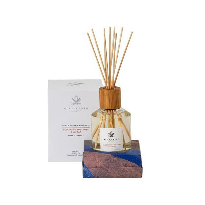 Acca Kappa, Blooming Tuberose & Vanilla-Home Diffuser