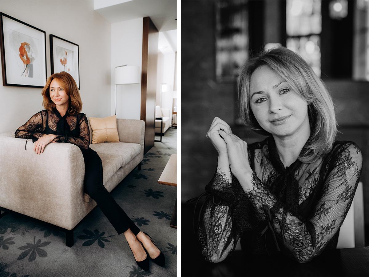 Красивое дело: Елена Войтинская, PR & Marketing Manager Hilton Kyiv
