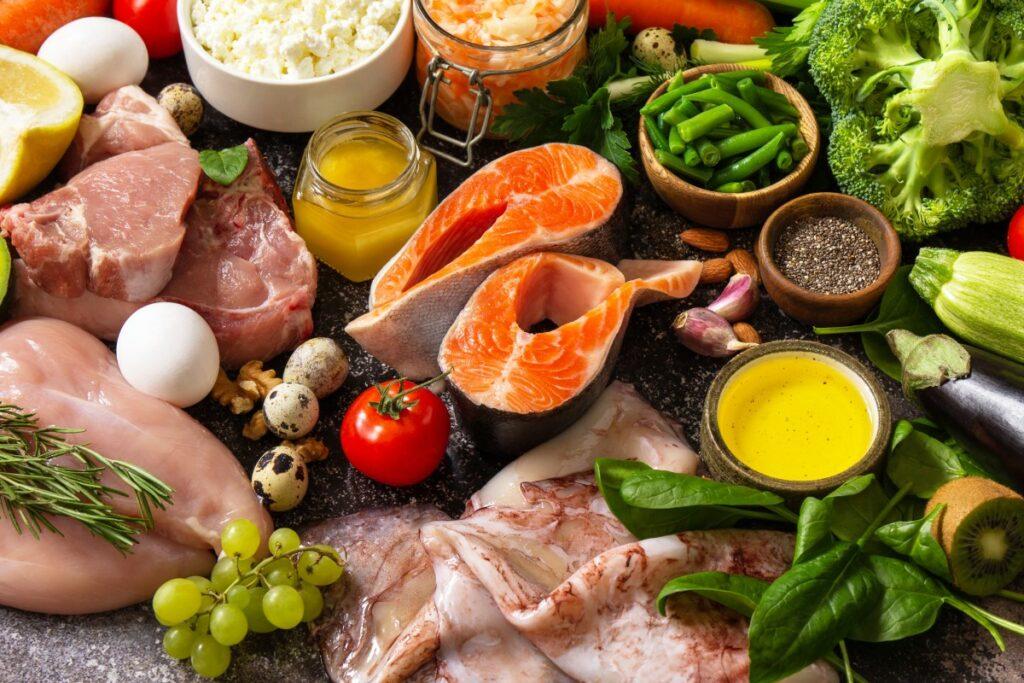 Какие продукты можно на кто диете