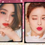 Корейский макияж: губы-омбре, фарфоровая кожи и невинный взгляд