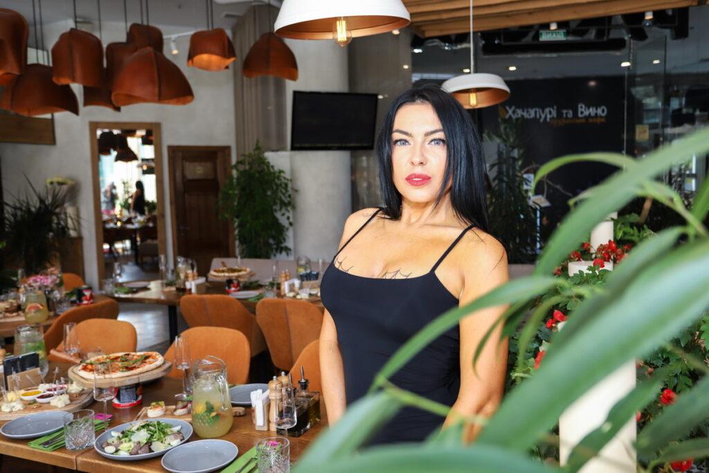 Event: бьюти-бранч Oksi G в ресторане «Руккола»