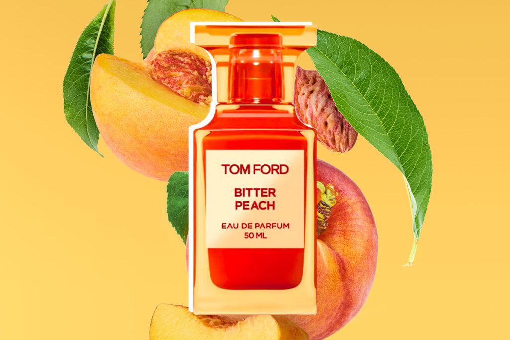 Горький персик: у Tom Ford выходит новый аромат Bitter Peach 2020