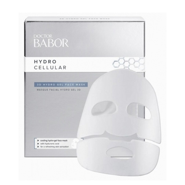 Babor 3D-Hydro Gel Face Mask