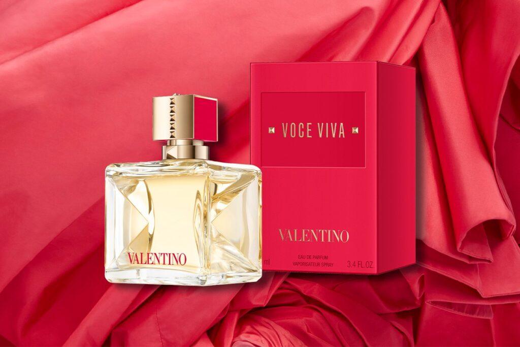 Сила голоса: новый аромат Valentino Voce Viva