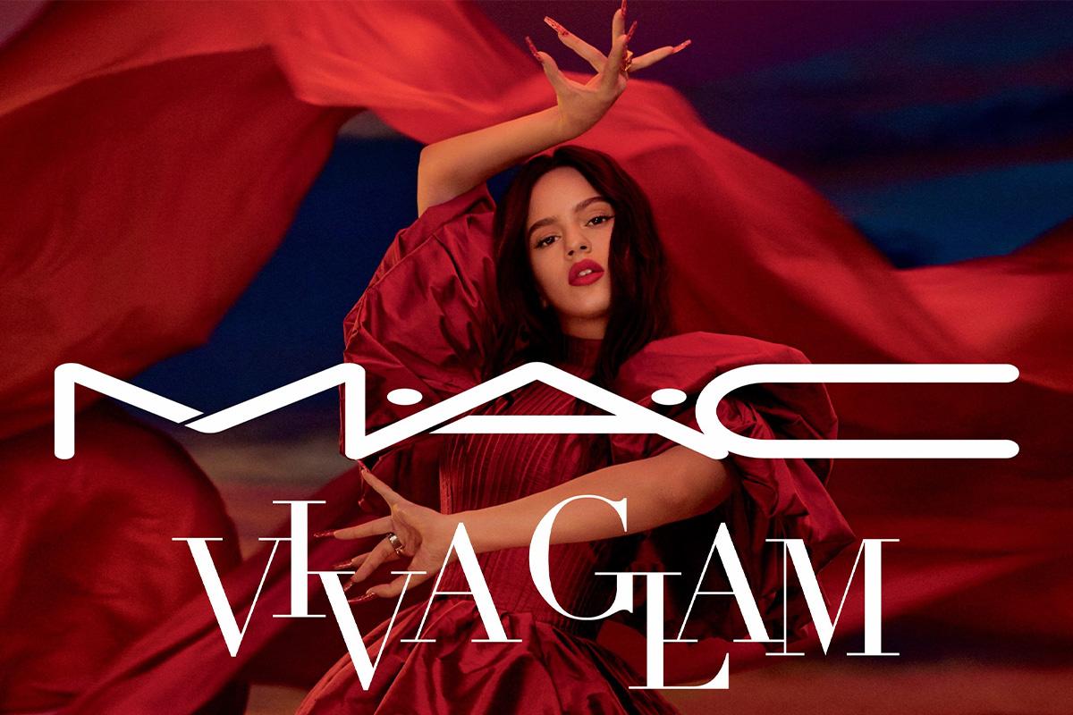 Певица Rosalía стала новым лицом коллекции M∙A∙C Viva Glam