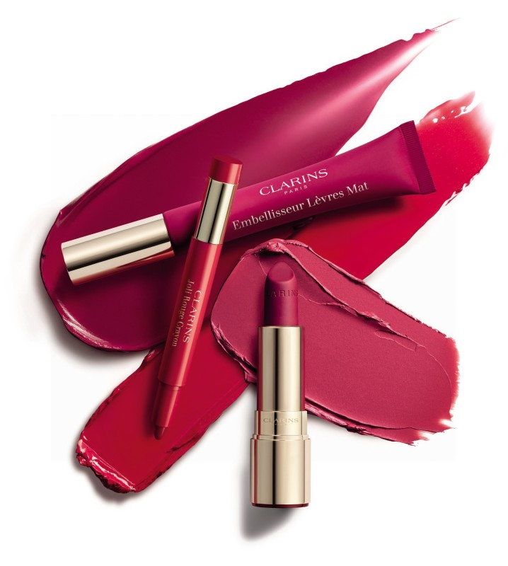 Новая коллекция Clarins Matte Lips