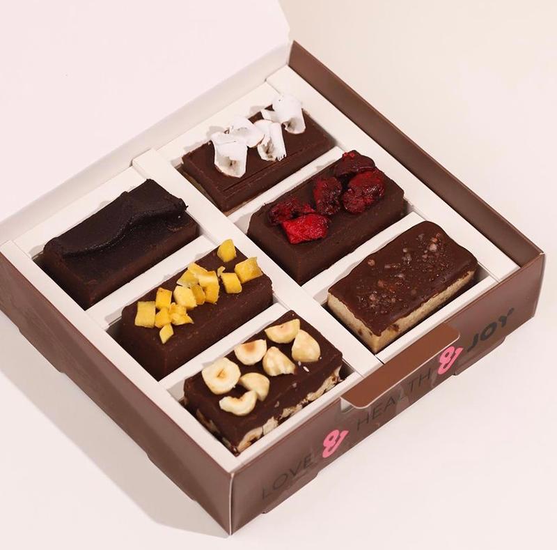 Набір натуральних десертів від & JOY