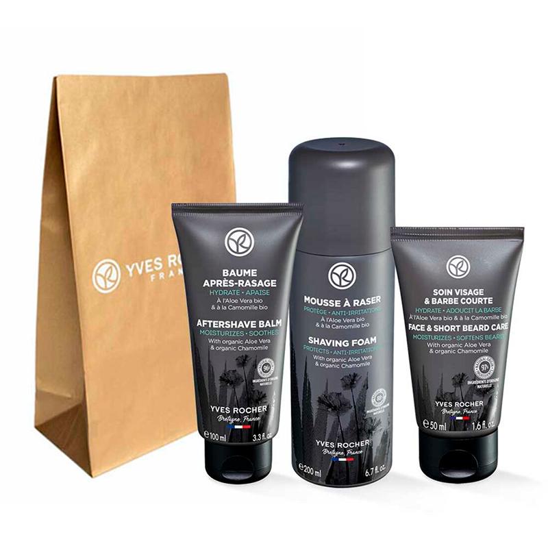 Набір для гоління і комплексний догляд від Yves Rocher