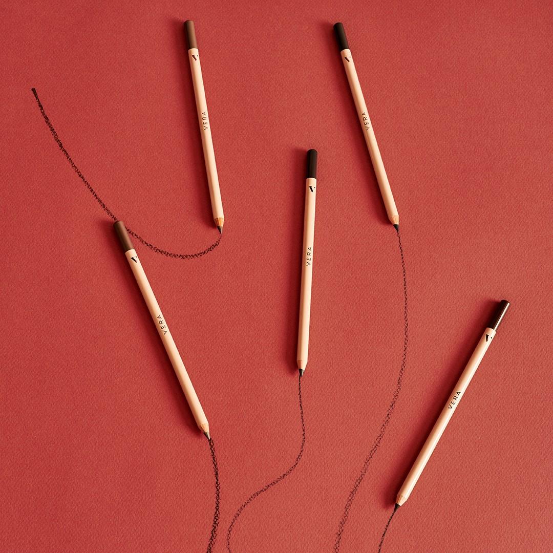 Карандаш для бровей VERA Eyebrow Pencil