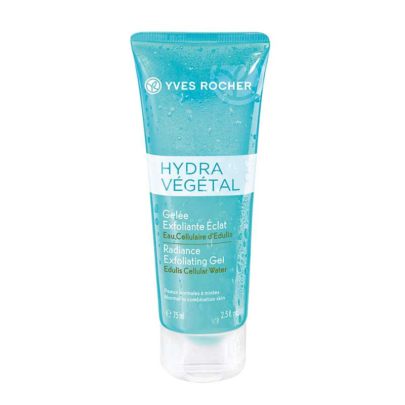 Yves Rocher, Hydra Vegetal Radiance Exfoliating Gel