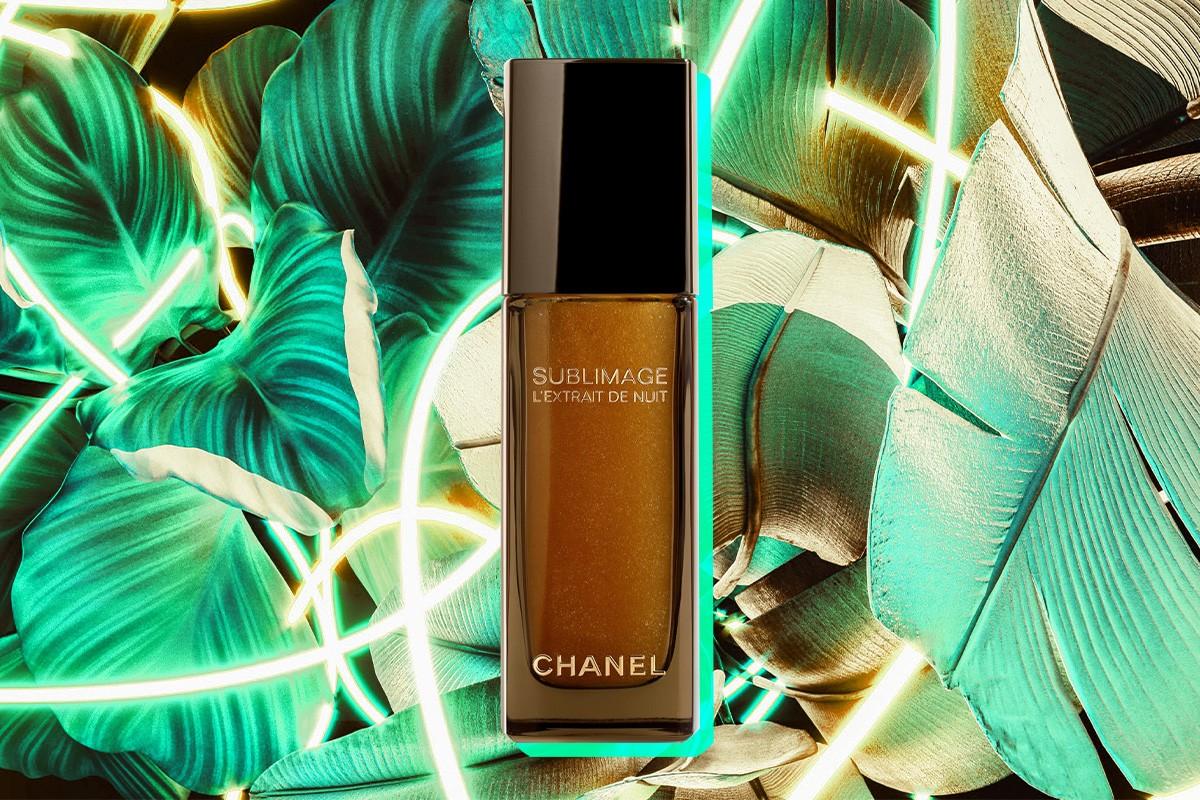 Ночной уход за кожей: Chanel выпустил новую сыворотку для лица