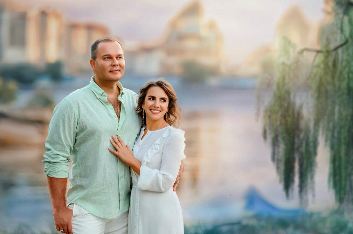 Алексей и Наталья Мухины