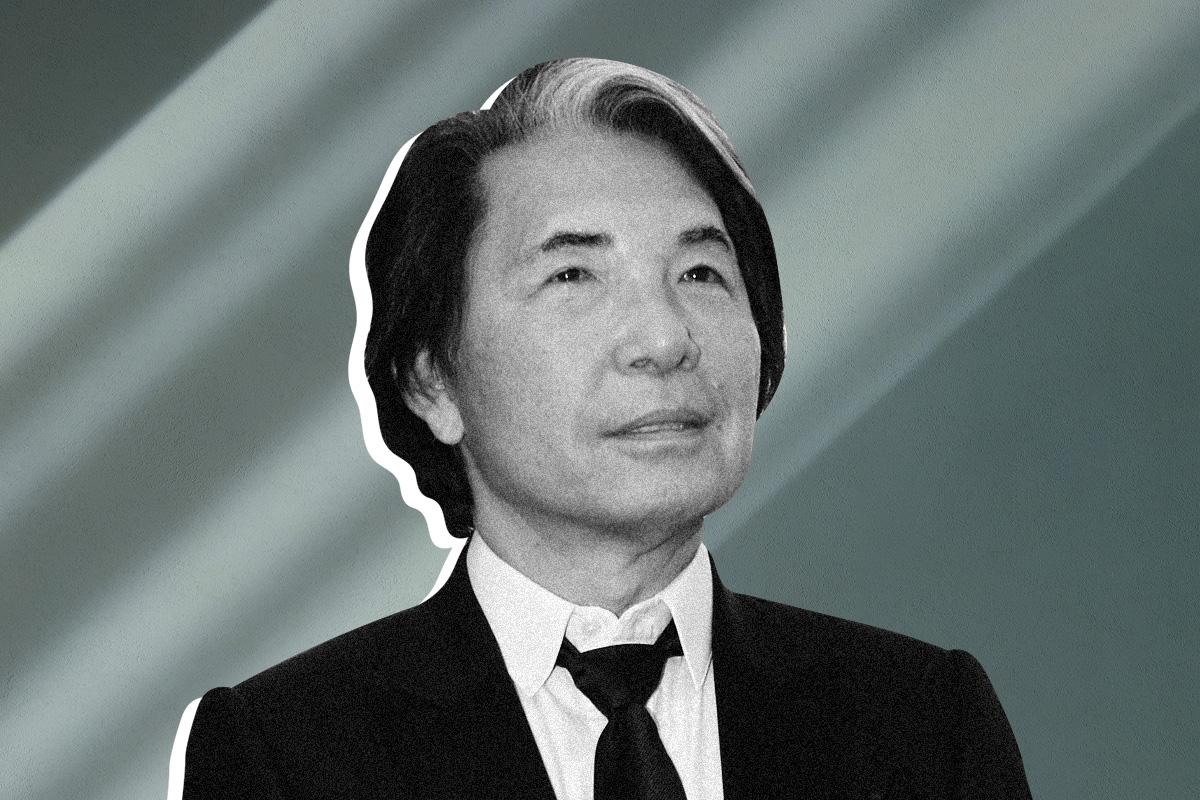 Дизайнер Кензо Такада умер от коронавируса