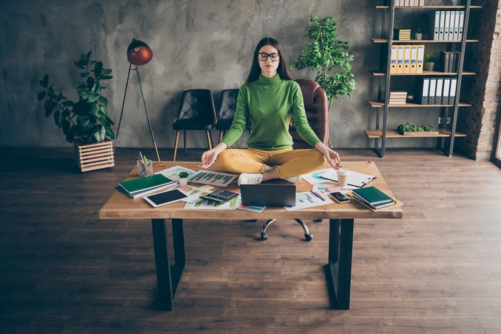 медитация и творчество