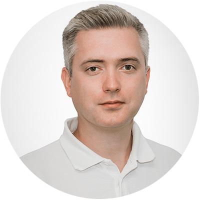 Стоматолог-имплантолог Виталий Воронин