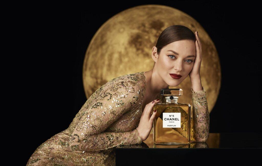 Новая рекламная кампания и фильм Chanel N° 5 к 100-летию аромат