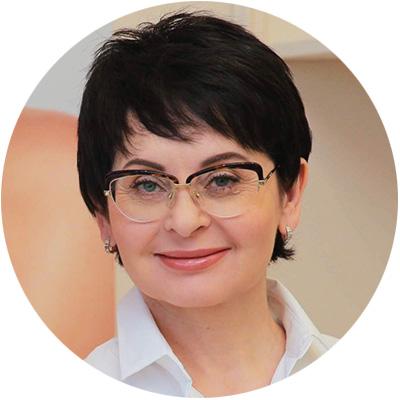 Лариса Гринчук — доктор-дерматолог, косметолог, anti-age терапевт, основательница Anti-Age Boutique Lys Royal