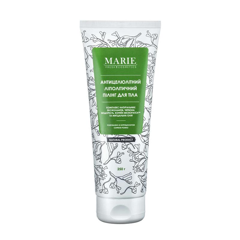 Marie Fresh Cosmetics, антицеллюлитный липолитический пилинг для тела