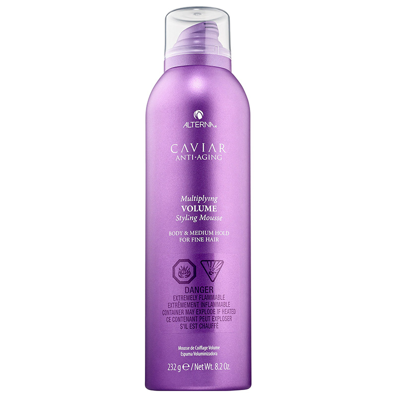 Alterna Haircare Caviar Anti-Aging Multiplying Volume Styling Mousse
