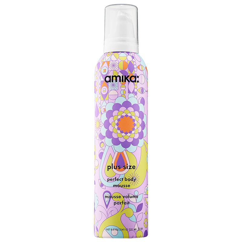 Amika Plus Size Volume & Body Mousse