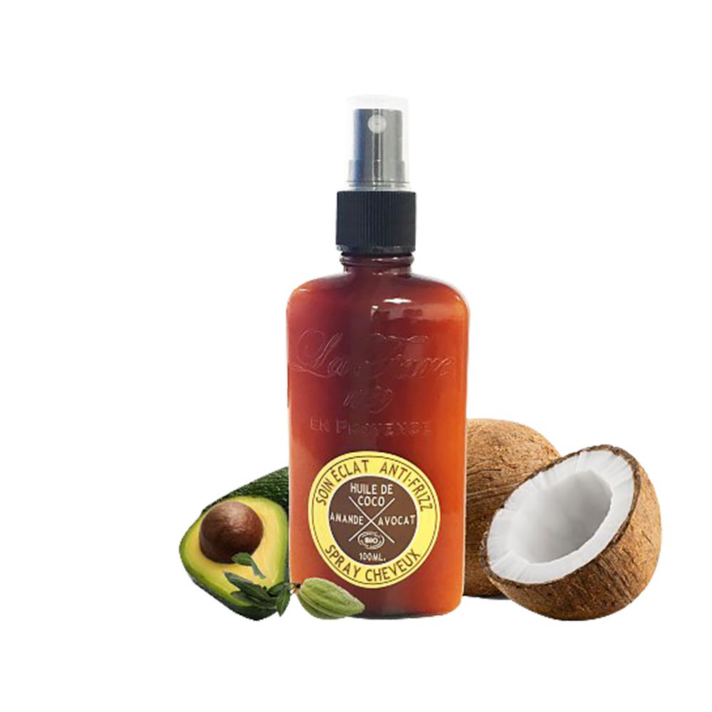 Спрей для сияния и распутывания волос La Fare 1789 Anti-Frizz Shine Care Hair Spray