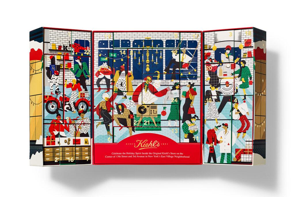 Kiehl's, Advent Calendar