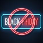 Anti-black Friday: бренды косметики выступили против «Черной пятницы»