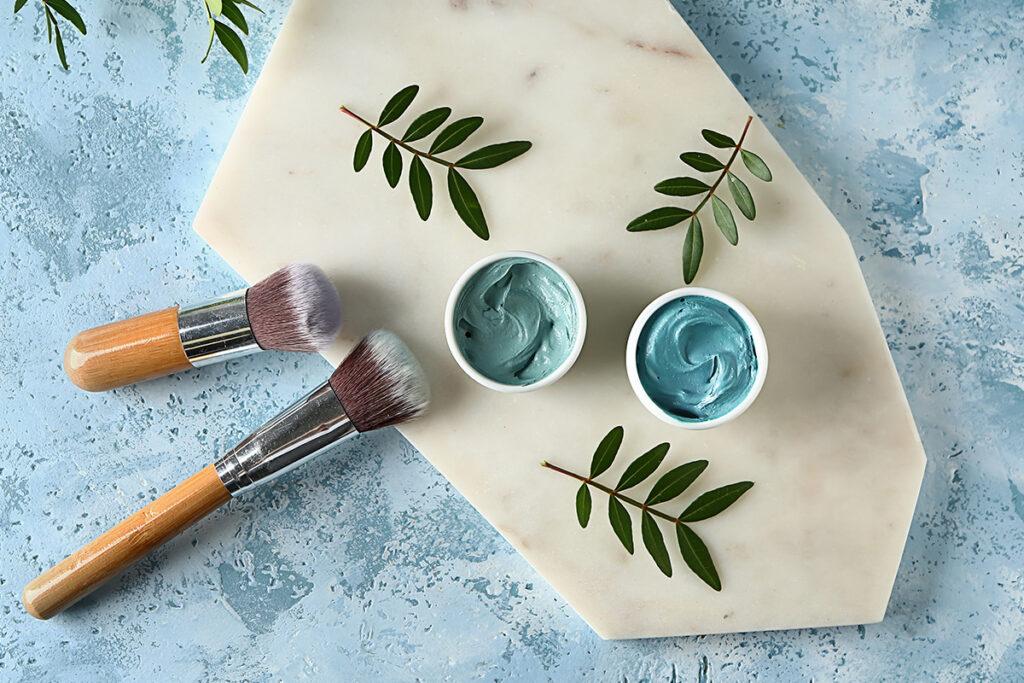 Секретный ингредиент: голубая глина