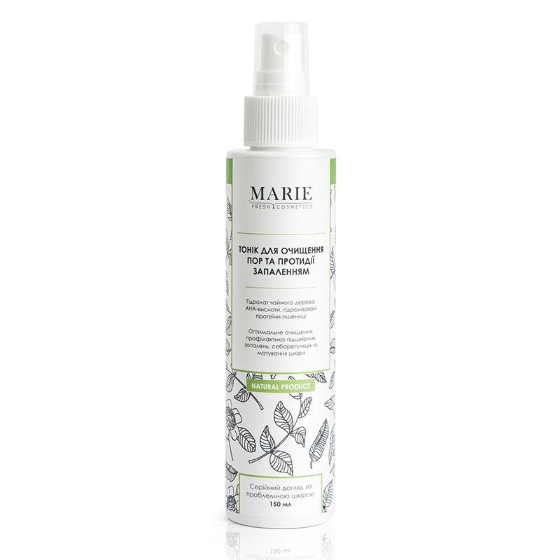 Marie Fresh Cosmetics, Тоник для очищения пор и против воспалений