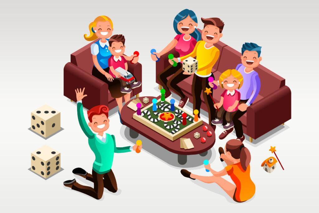 игры для компании
