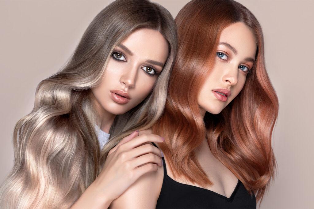 Где в Киеве тонировать волосы: топ-5 салонов