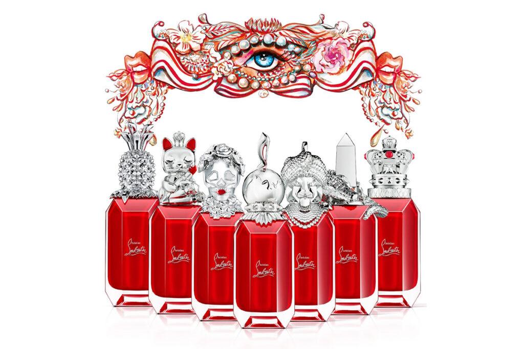 Christian Louboutin выпустил новую коллекцию ароматов