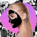 Детокс для кожи: лучшие черные маски для лица с углем