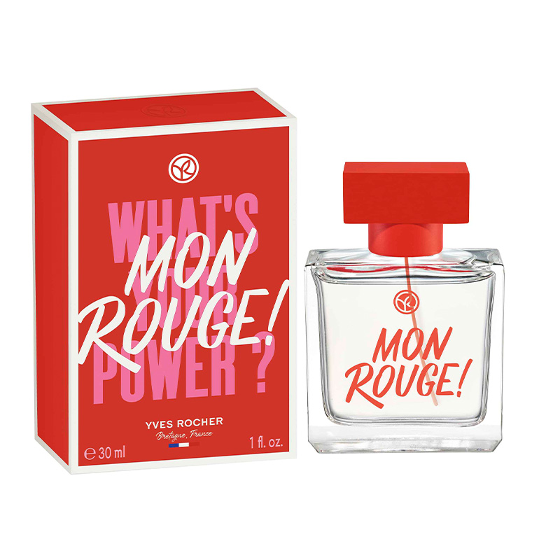 Yves Rocher Mon Rouge