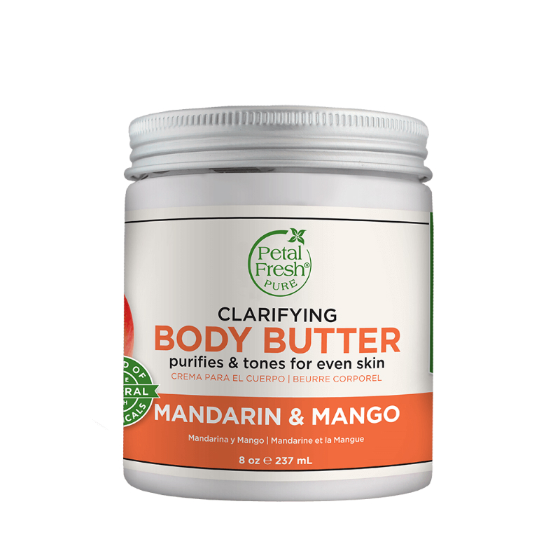 Petal Fresh,ClarifyingBody Butter Mandarin & Mango