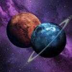 Соединение Марса с Ураном в Тельце: как это на нас влияет