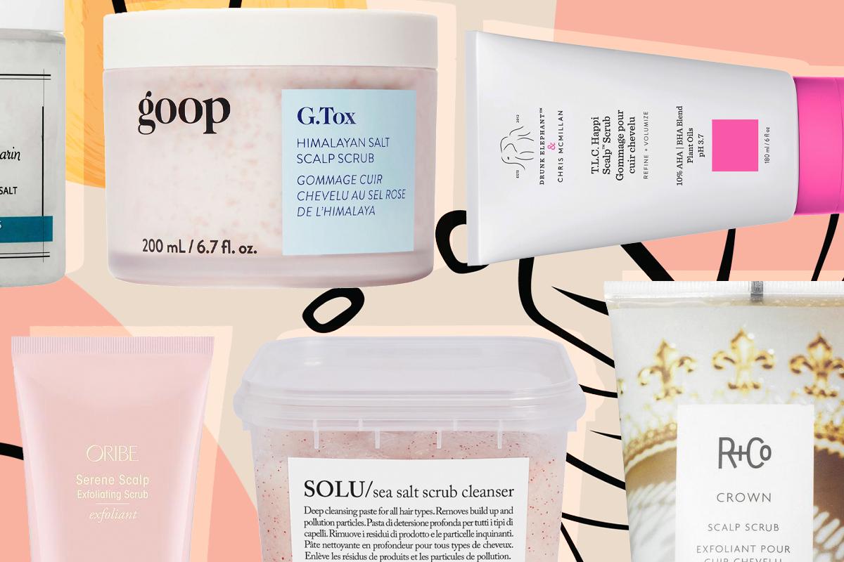 Скраби для шкіри голови: топ-10 кращих засобів