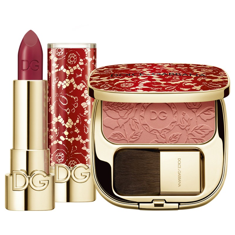 Dolce & Gabbana Makeup Collection Valentines Day 2021