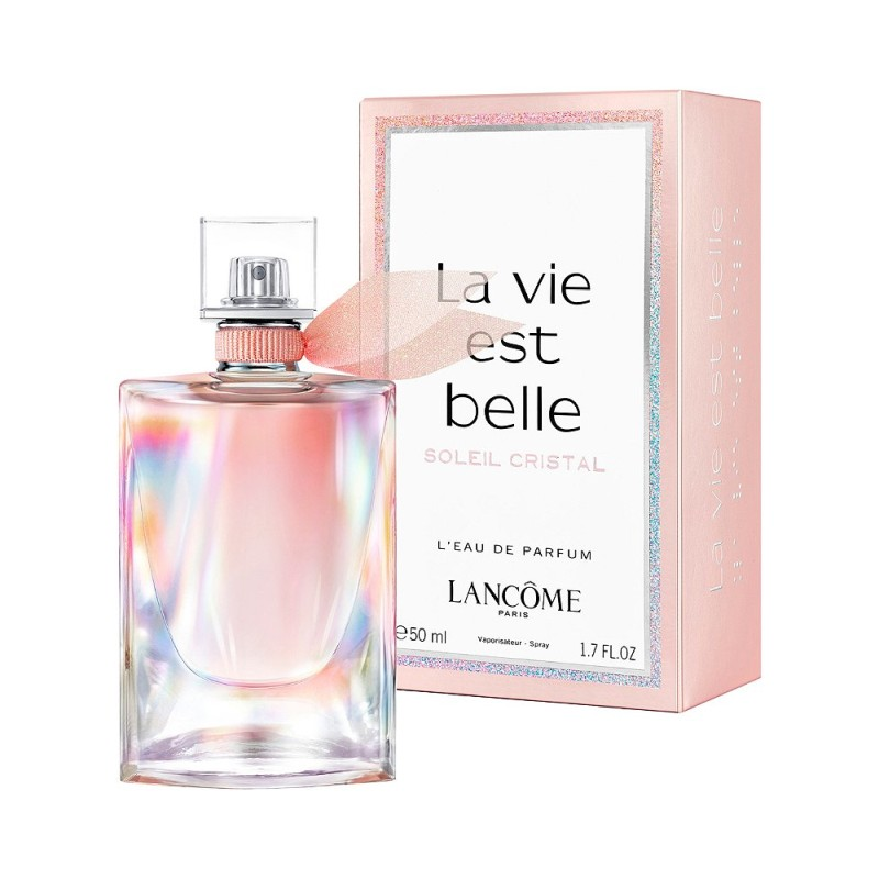 Lancome, La Vie Est Belle Soleil Cristal