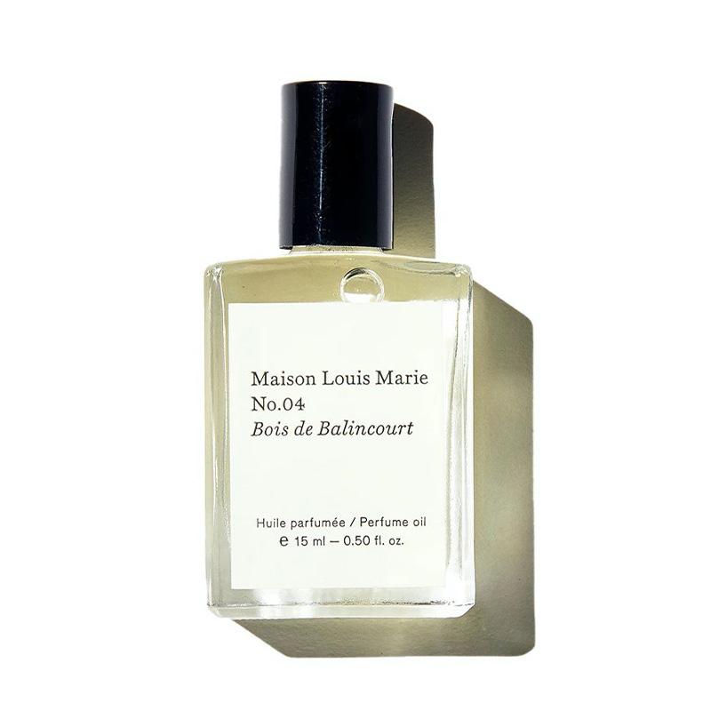 Maison Louis Marie,No.04 Bois de Balincourt Perfume Oil