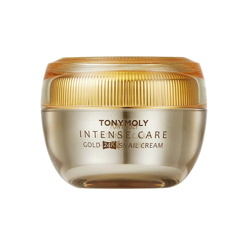 Intense Care Gold 24K Snail Cream, Tony Moly