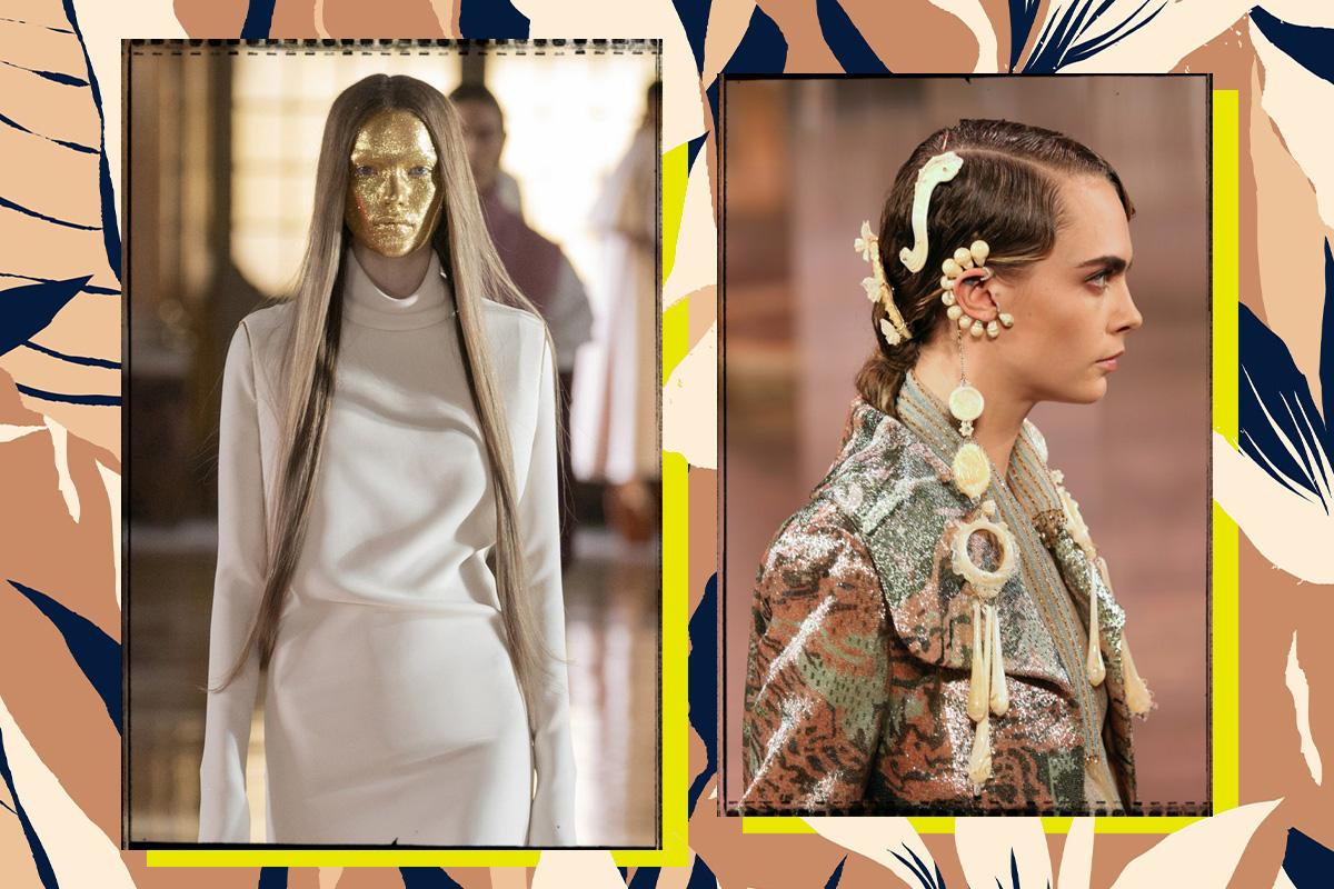 Самые красивые бьюти-тренды на Неделе высокой моды в Париже