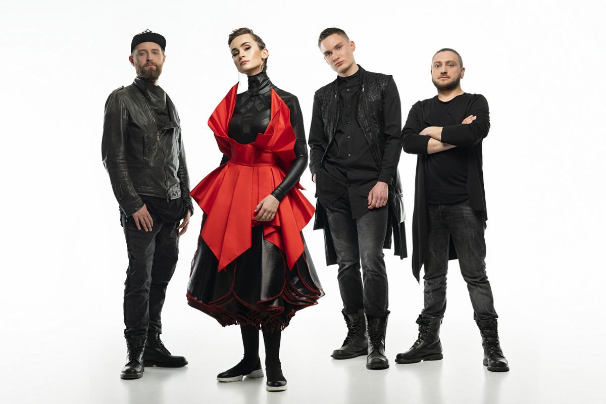 Евровидение-2021: группа Go_A представит Украину с песней «Шум»