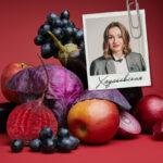 Колірна палітра вітамінів: про що говорять відтінки фруктів і овочів